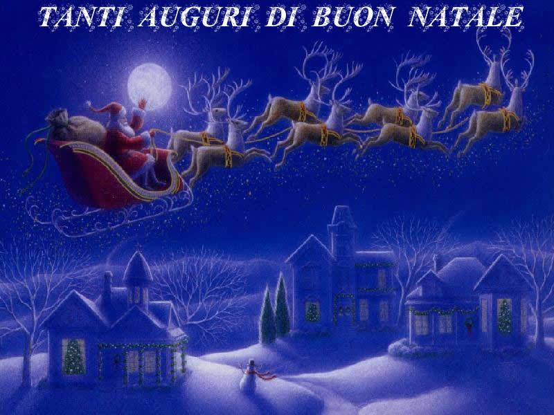 Immagini Di Natale Desktop.Bello Sfondo Di Natale Per Desktop
