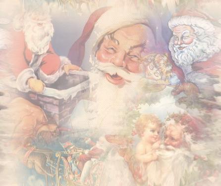 Sfondo Desktop Babbo Natale